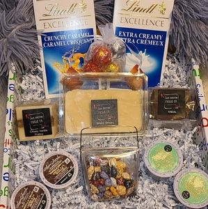 COPY - Sweet tooth blissfull treats box